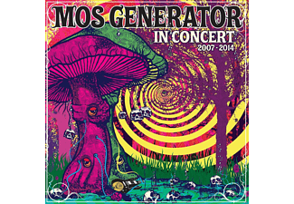 Mos Generator - In Concert 2007-2014 - (CD)
