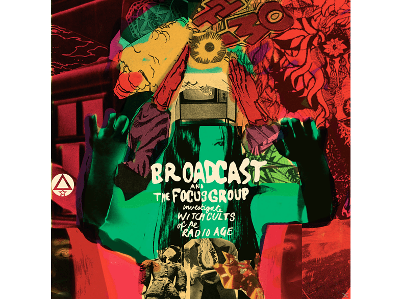 Broadcast And The Focus Group - Investigate Witch Cults Of The Radio Age (Lp+Mp3) [LP + Download]