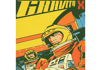 Truckfighters - Gravity X - (CD)