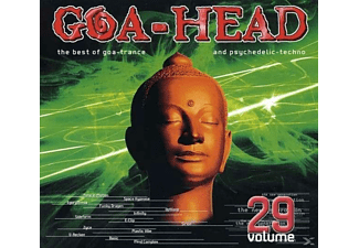 VARIOUS - Goa-Head Vol.29 - (CD)