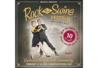 Various - Rock That Swing-Festival Compilation Vol.2 - (CD)