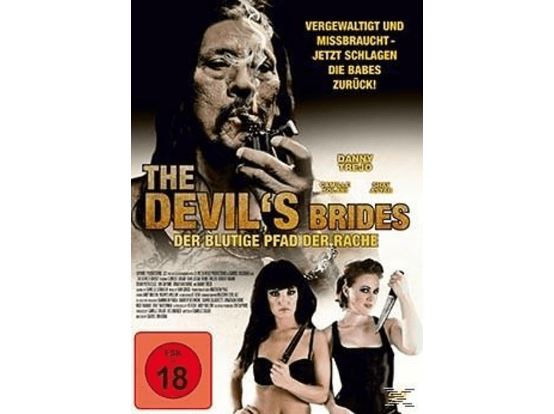 The Devils Brides [DVD]