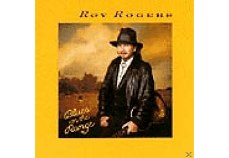 Roy Rogers - Blues On The Range - (CD)