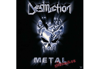 Destruction - Metal Discharge (Digipak) - (CD)