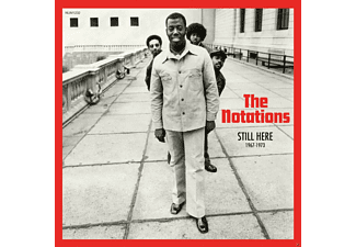 The Notations - Still Here 1967-1973 - (CD)