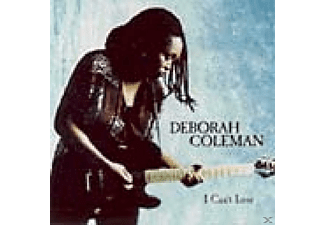 Deborah Coleman - I Can'T Lose - (CD)