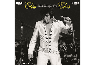 Elvis Presley - That's The Way It Is (Vinyl LP (nagylemez))