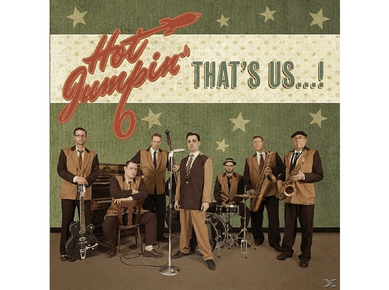 Hot Jumpin' 6 - That's Us...! [CD]