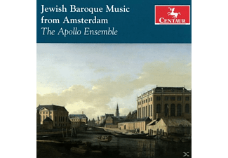 Apollo Ensemble - Jüdische Barockmusik in Amsterdam - (CD)