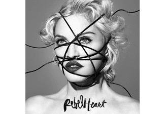 Madonna - Rebel Heart - Deluxe Edition (CD)