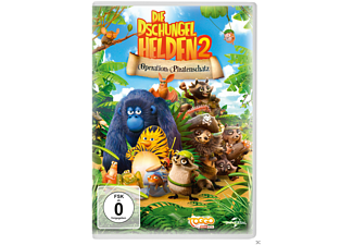 Die Dschungelhelden 2 - Operation: Piratenschatz - (DVD)