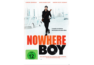 NOWHERE BOY - (DVD)