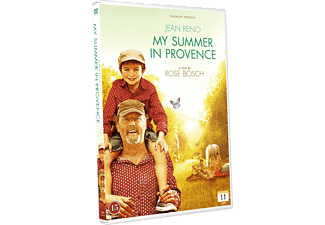 My summer in Provence DVD