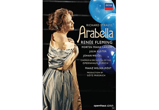 VARIOUS, Chorus And Orchestra Of The Opernhaus Zürich - Arabella - (DVD)