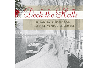 Susanna Andersson - Deck the Halls - (CD)