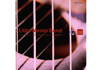 Lititz Mento Band - Dance Music And Working Songs - (CD)