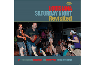 VARIOUS - Louisiana Saturday Night Revisited - (CD)