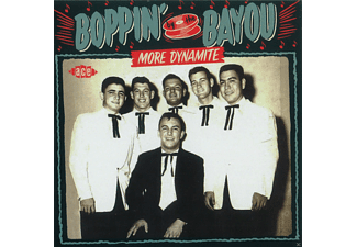 VARIOUS - Boppin' By The Bayou-More Dynamite - (CD)