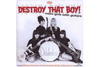 VARIOUS - Destroy That Boy!-More Girls With Guitars [CD]