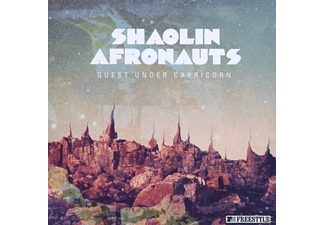 Shaolin Afronauts - Quest Under Capricorn - (CD)