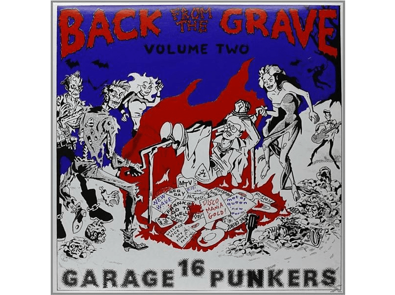 VARIOUS - Vol.2-Back From The Grave [Vinyl]