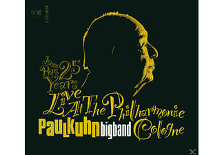 Paul Kuhn - Jazz Pops 25years Live At The Philharmonie Cologne - (CD)