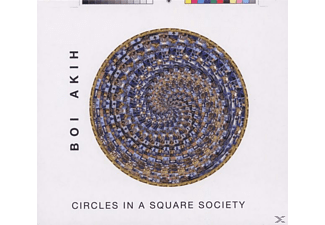 Boi Akhi - Circles In A Square Society - (CD)