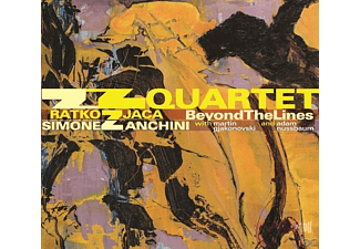 Zjaca And Zanchini Quartet - Beyond The Lines - (CD)