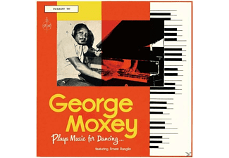 George Moxey - At The Jamaica Hilton: In The Jippi Jappa Lounge - (Vinyl)