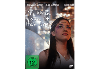 To Wirte Love on her Arms - (DVD)