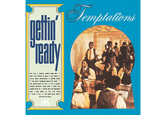 Temptations - Gettin' Ready (Vinyl LP (nagylemez))