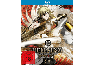 Hellsing - Ultimate OVA III - (Blu-ray)