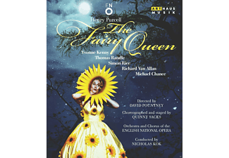 Kenny/Randle/Rice - The Fairy Queen - (Blu-ray)