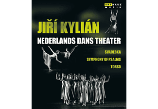 Kylian, Jiri & Nederlands Dans Theater, The - Svadebka/Symphony Of Psalms/Torso - (Blu-ray)