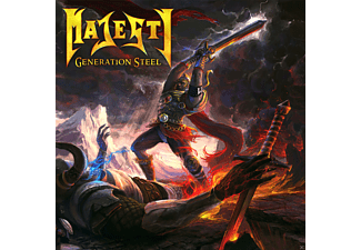 Majesty - Generation Steel - (CD)