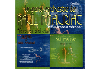 Paul Mauriat, His Orchestra - Forever And Ever & Nous Irons A Verone [CD]