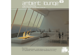 VARIOUS - Ambient Lounge Vol.18 [CD]