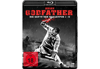 Asian Godfather - Die Gangs von Wasseypur [Blu-ray]
