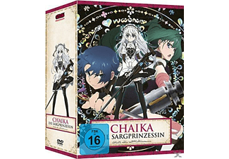 001 - Chaika Limited - (DVD)