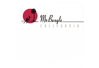 Mr. Bungle - California (Vinyl LP (nagylemez))