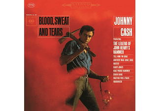 Johnny Cash - Blood, Sweat & Tears (Vinyl LP (nagylemez))