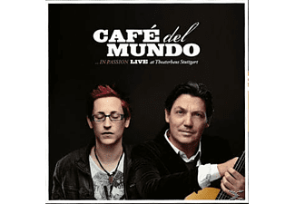 Cafe Del Mundo - In Passion-Live - (LP + Bonus-CD)