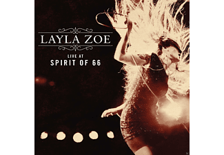 Layla Zoe - Live At Spirit Of 66 - (CD)