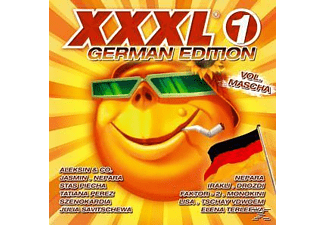 VARIOUS - XXXL Greman Edition Vol.Mascha - (CD)