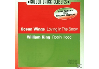 William King, William Ocean Wings/king - Loving In The Snow-Robin Hood - (Maxi Single CD)