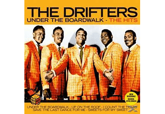 The Drifters - Under The Boardwalk-The Hits - (CD)