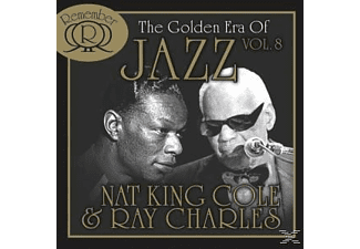 Ray Charles - The Golden Era Of Jazz Vol.8 - (CD)