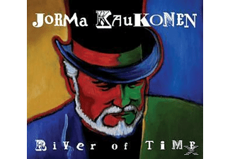 Jorma Kaukonen - River Of Time - (CD)
