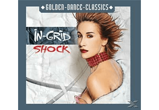 In-Grid - Shock - (Maxi Single CD)