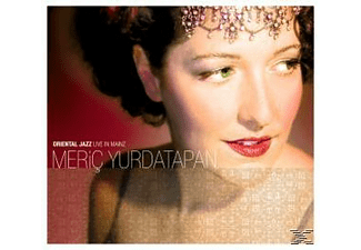 Meric Yurdatapan - Oriental Jazz Live In Mainz - (CD)
